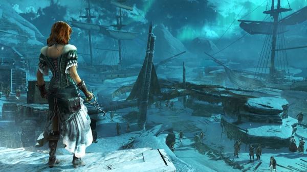 Assassin's Creed III screenshot 12