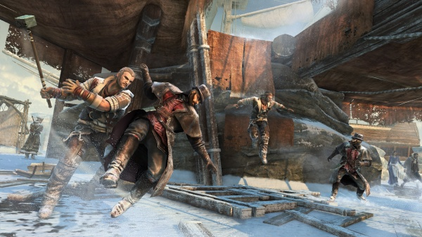 Assassin's Creed III screenshot 13