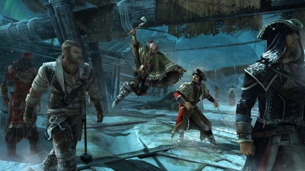 Assassin's Creed III screenshot 14