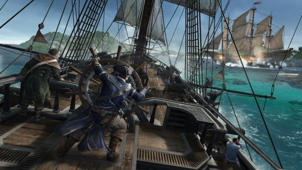Assassin's Creed III screenshot 16