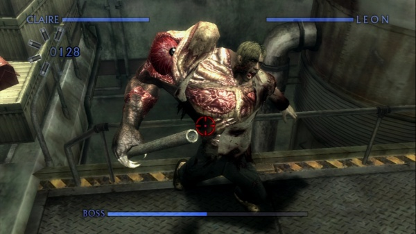 Resident Evil: Chronicles HD Collection screenshot 1