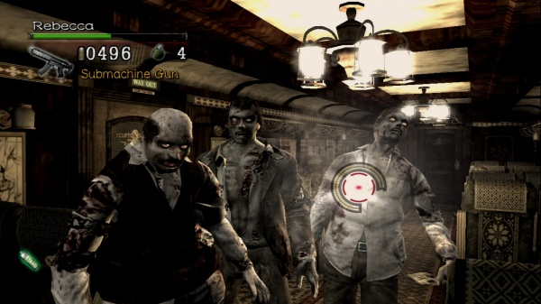 Resident Evil: Chronicles HD Collection screenshot 2