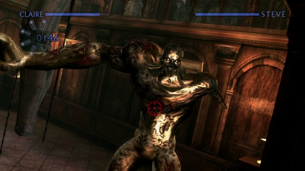 Resident Evil: Chronicles HD Collection screenshot 3