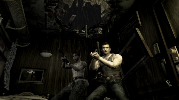 Resident Evil: Chronicles HD Collection screenshot 4