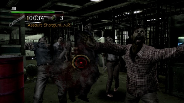 Resident Evil: Chronicles HD Collection screenshot 6
