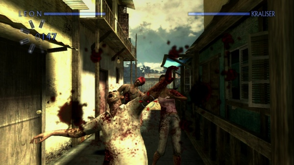 Resident Evil: Chronicles HD Collection screenshot 7