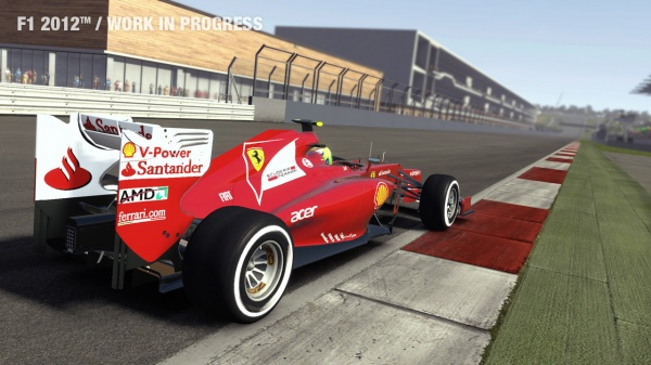 F1 2012 screenshot 5