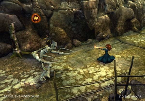 Brave: The Video Game screenshot 4
