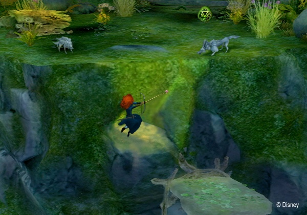Brave: The Video Game screenshot 6