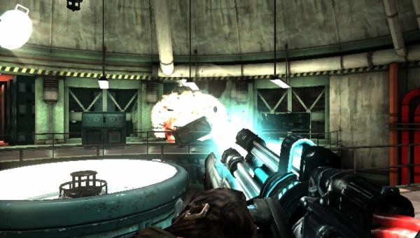 Resistance: Burning Skies screenshot 3