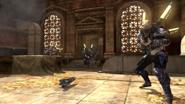 Resistance: Burning Skies screenshot 6
