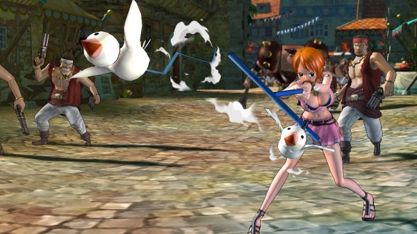 One Piece: Pirate Warriors screenshot 19