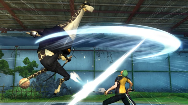 One Piece: Pirate Warriors screenshot 33