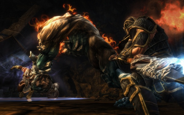 Kingdoms of Amalur: Reckoning: Teeth of Naros screenshot 10