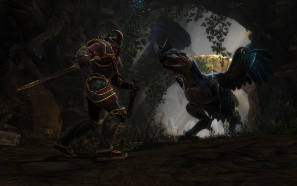 Kingdoms of Amalur: Reckoning: Teeth of Naros screenshot 15