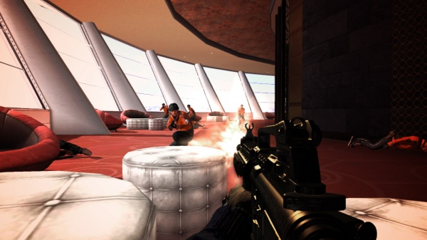 007 Legends screenshot 13