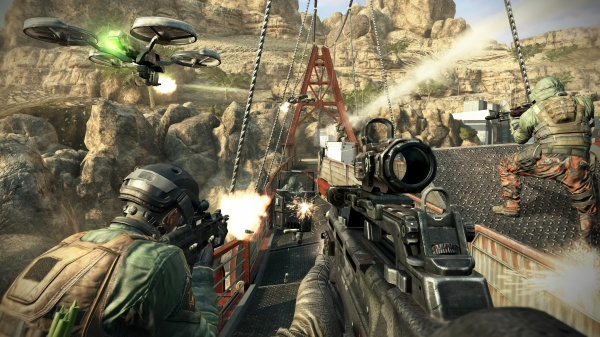 Call of Duty: Black Ops 2 screenshot 13
