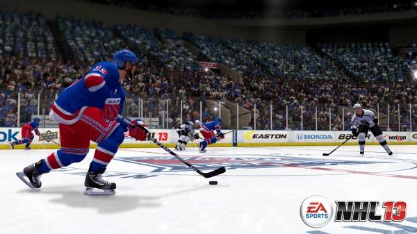NHL 13 screenshot 4