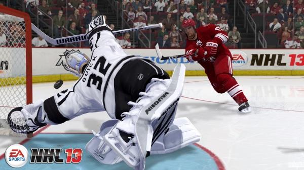 NHL 13 screenshot 5