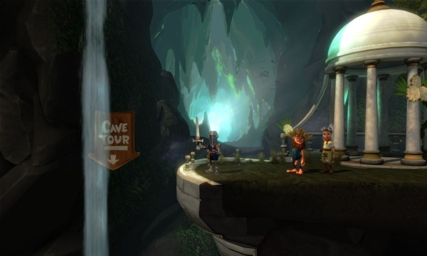 The Cave screenshot 11