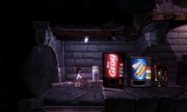 The Cave screenshot 20