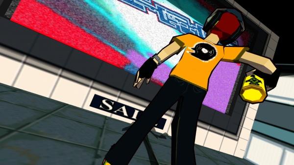 Jet Set Radio screenshot 4