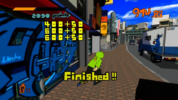 Jet Set Radio screenshot 8