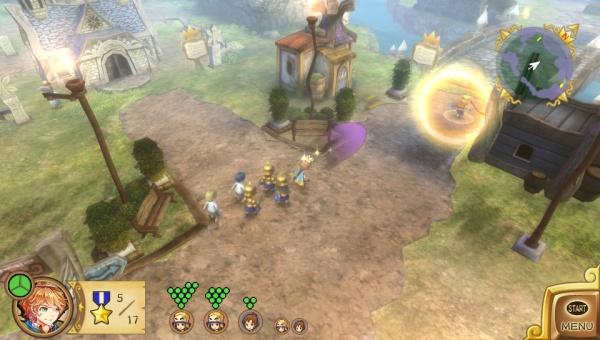 New Little King's Story screenshot 1
