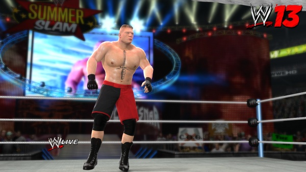 WWE '13 screenshot 30