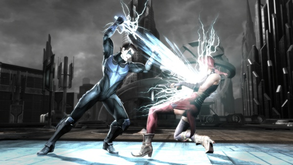 Injustice: Gods Among Us screenshot 13