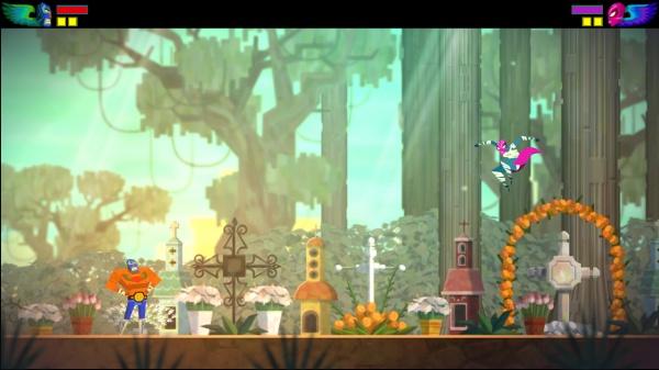 Guacamelee! screenshot 1