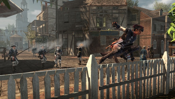 Assassin's Creed III Liberation screenshot 2