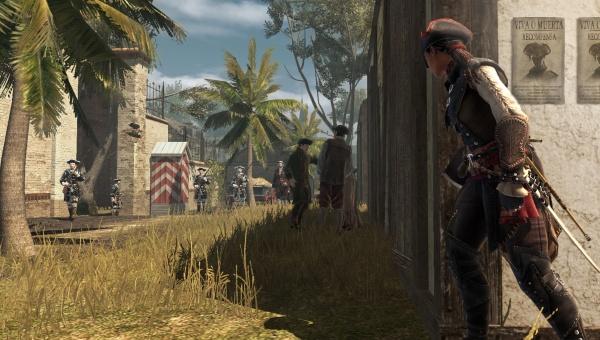 Assassin's Creed III Liberation screenshot 3
