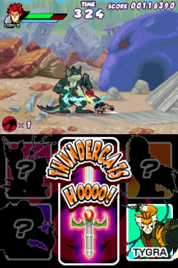 Thundercats screenshot 33