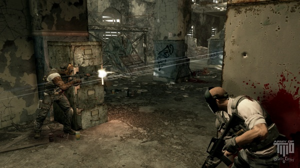 Army of Two The Devil's Cartel screenshot 14