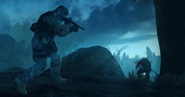 Tom Clancy's Ghost Recon: Future Soldier - Raven Strike screenshot 1