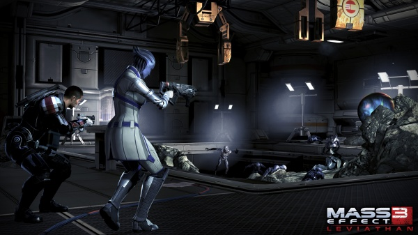 Mass Effect 3: Leviathan screenshot 3