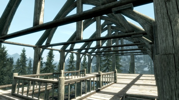 Elder Scrolls V: Skyrim: Hearthfire screenshot 1