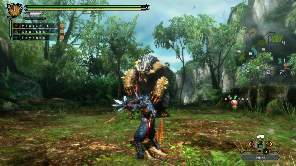 Monster Hunter 3 Ultimate screenshot 9