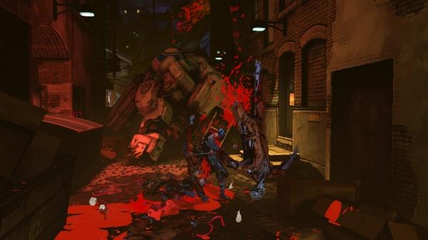 Yaiba: Ninja Gaiden Z screenshot 6