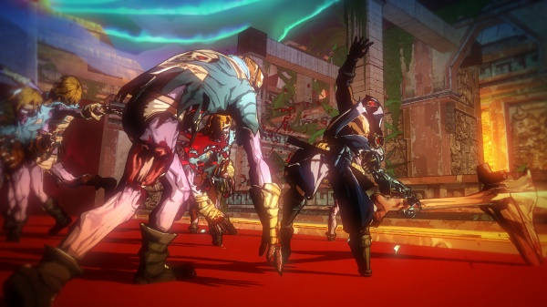 Yaiba: Ninja Gaiden Z screenshot 12