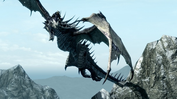 Elder Scrolls V: Skyrim: Dragonborn screenshot 4