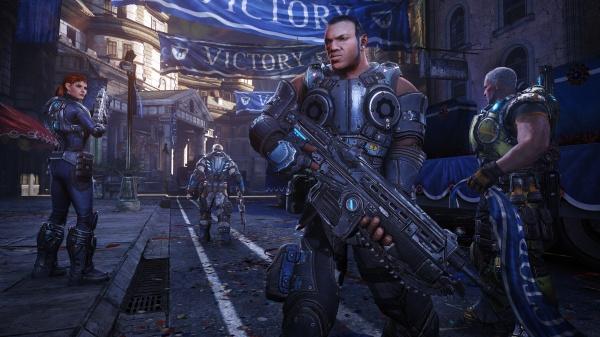 Gears of War: Judgment screenshot 30