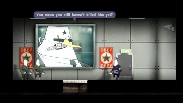 Rocketbirds: Hardboiled Chicken screenshot 2