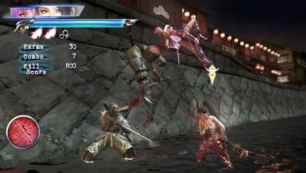 Ninja Gaiden Sigma 2 Plus Screenshot 14 Vita The Gamers Temple