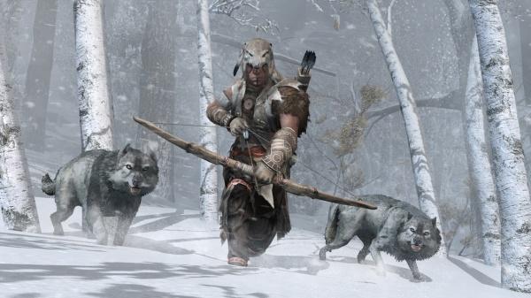 Assassin's Creed III: Tyranny of King Washington screenshot 3