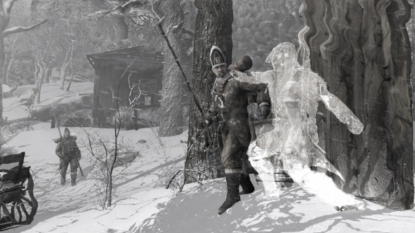 Assassin's Creed III: Tyranny of King Washington screenshot 6