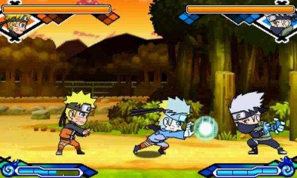 Naruto Powerful Shippuden screenshot 1