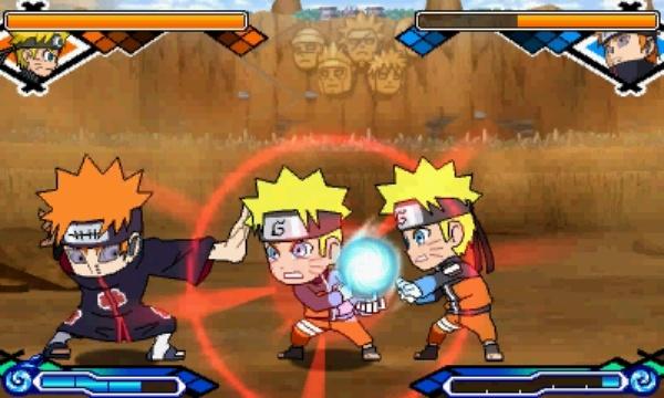 Naruto Powerful Shippuden screenshot 2
