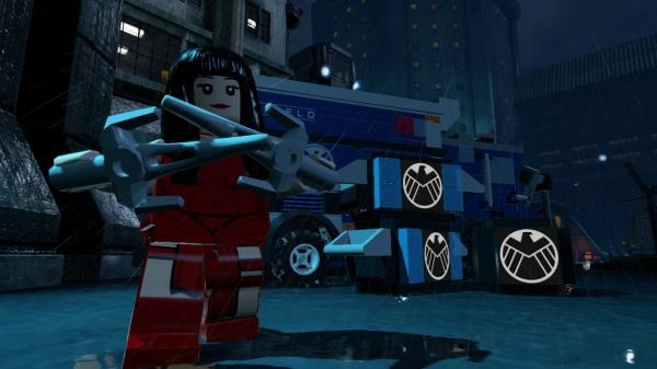 LEGO Marvel Super Heroes screenshot 13